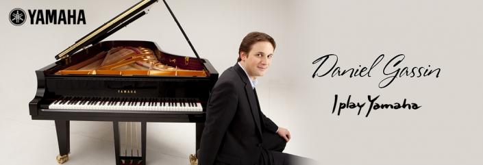 Daniel Gassin: I play Yamaha