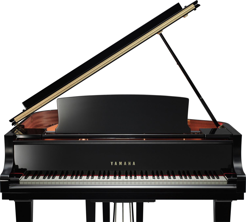 Yamaha C1XPE Piano Polished Ebony