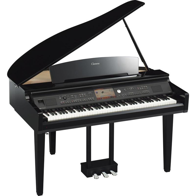 yamaha clavinova cvp 709gp grand piano piano city