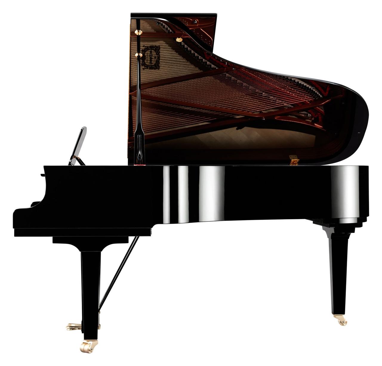 Yamaha C6x Concert Grand Polished Ebony Piano City