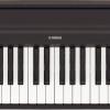 The Yamaha P-45 Digital Piano - Top View