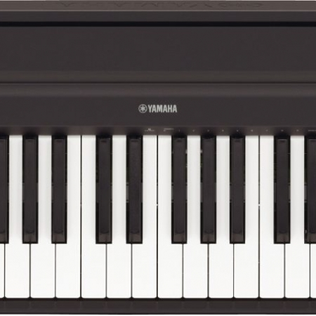 The Yamaha P-45 Digital Piano - Top View