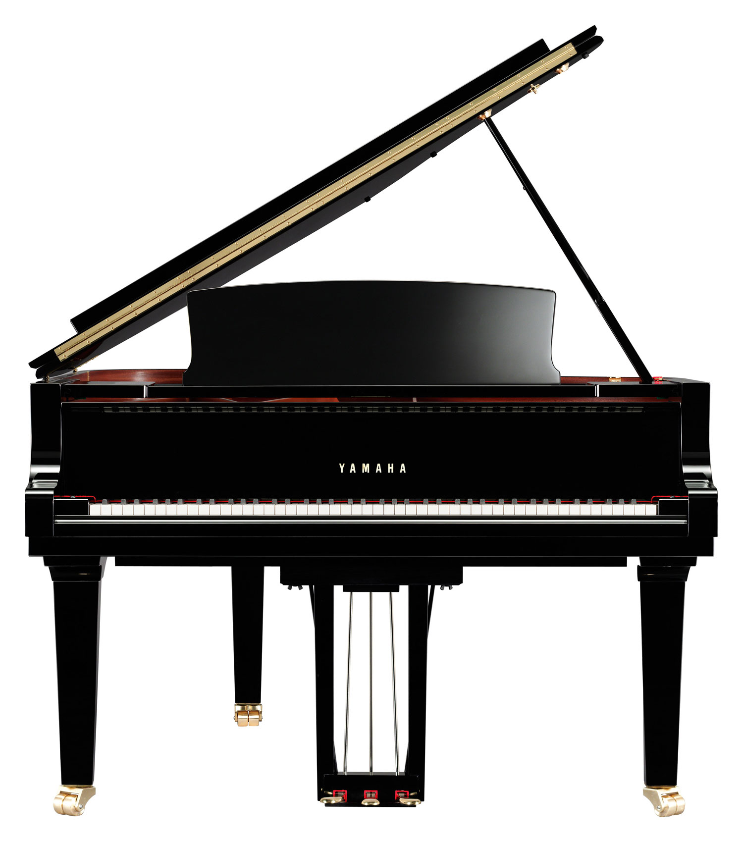 Yamaha C Grand Piano