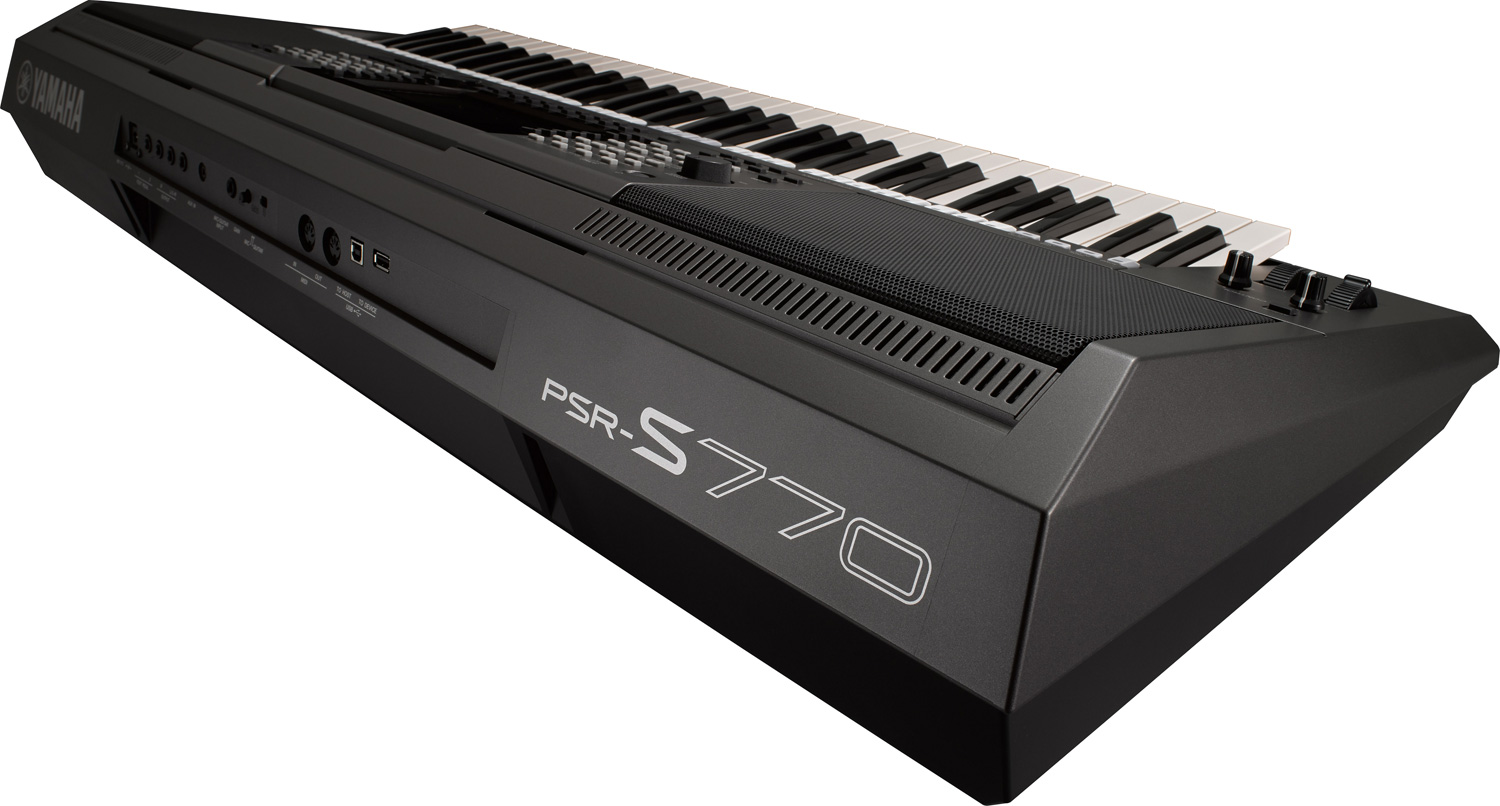 yamaha psr s770 piano city. Black Bedroom Furniture Sets. Home Design Ideas
