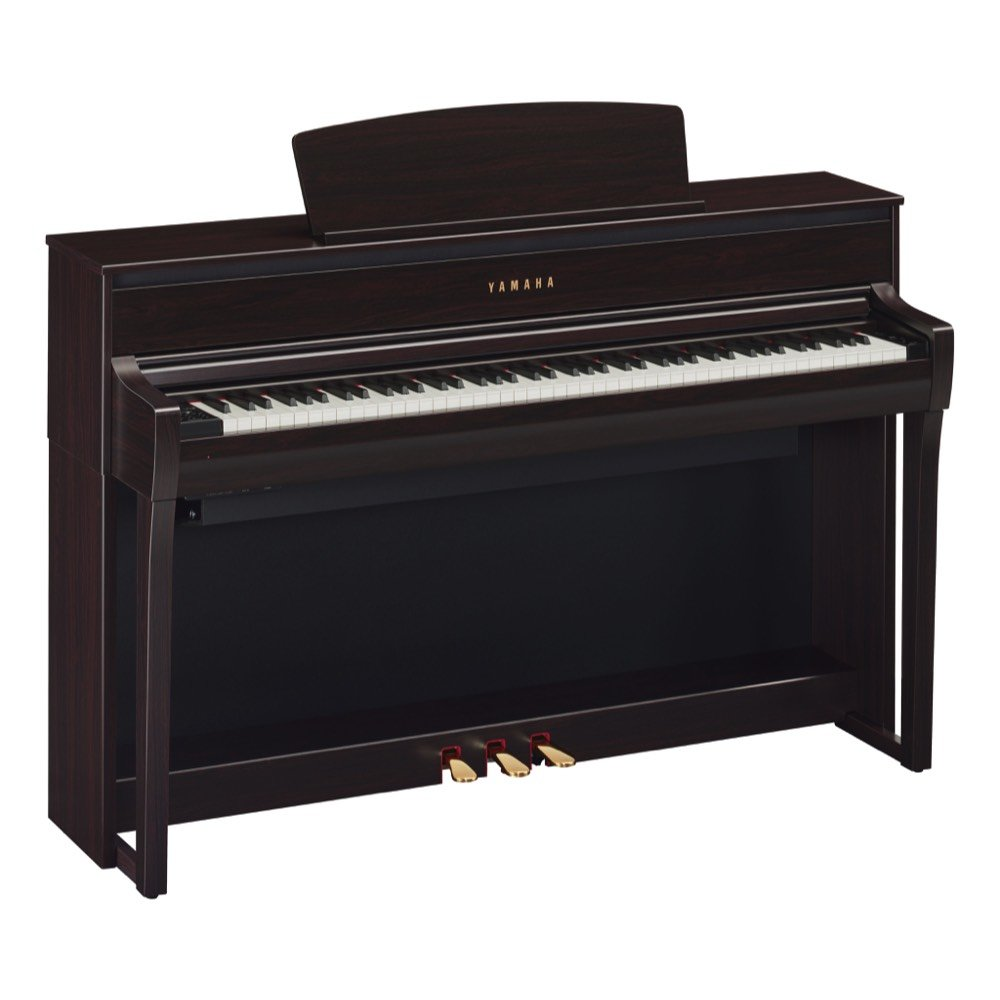 Yamaha clavinova clp 675 digital piano for Yamaha clavinova price list