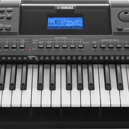 Yamaha PSR-EW400 (Front View)