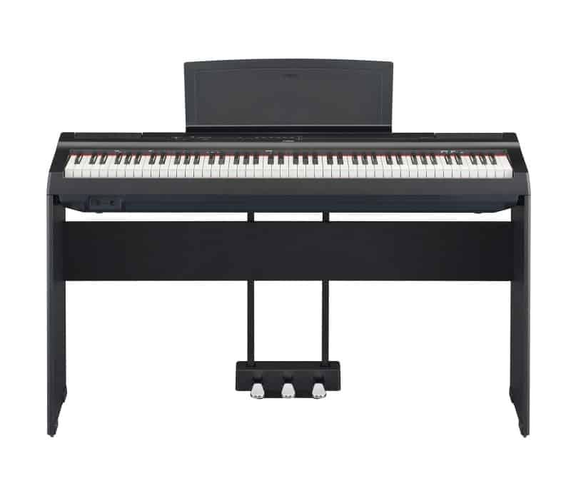 Yamaha p 125 digital piano piano city sydney for Yamaha professional keyboard price