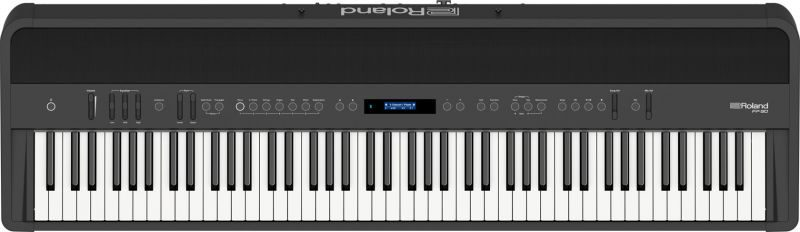 FP-90 Digital Piano Top View