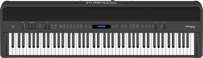 FP-90 Digital Piano Top View