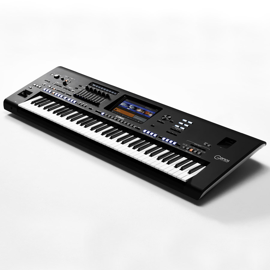 Yamaha Genos Workstation Keyboard : yamaha genos arranger workstation keyboard piano city ~ Vivirlamusica.com Haus und Dekorationen